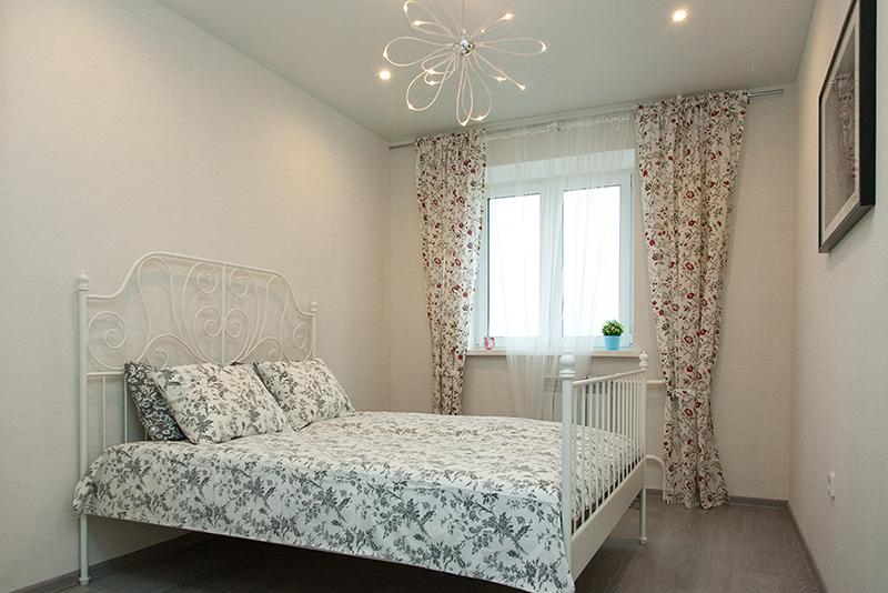 Счастливая квартира посуточно на улице Зелинского