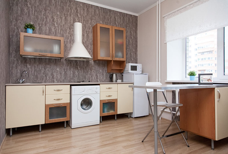 кухня со столом