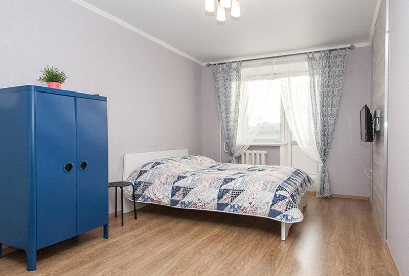 спальня (вид от дивана)