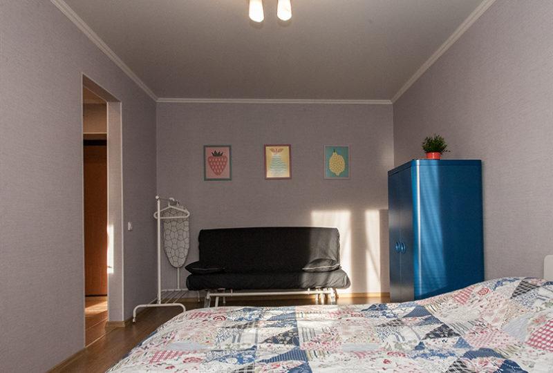 диван (вид от окна)