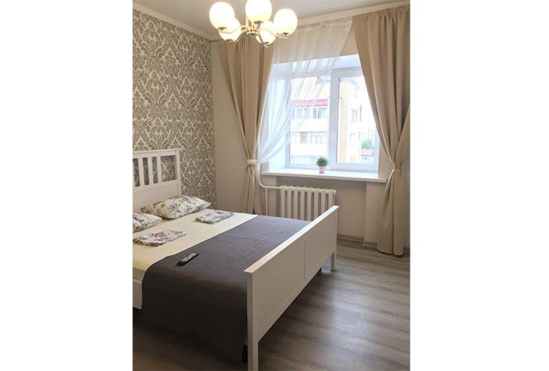 спальня (вид от двери)